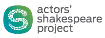 actors shakespeare project logo mobile