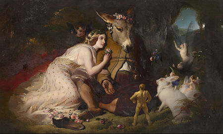 Edwin_Landseer-Scene_from_A_Midsummer_Night's_Dream_Titania_and_Bottom