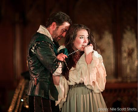 Laertes and Ophelia photo