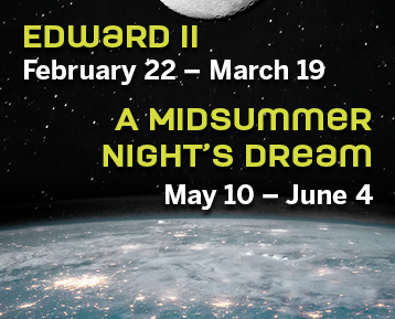 Edward II and A Midsummer Night's Dream titles and dates