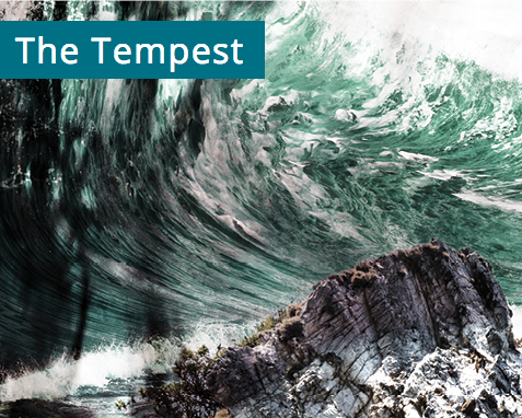 The Tempest imagery