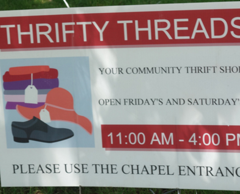 Thrifty Threads image