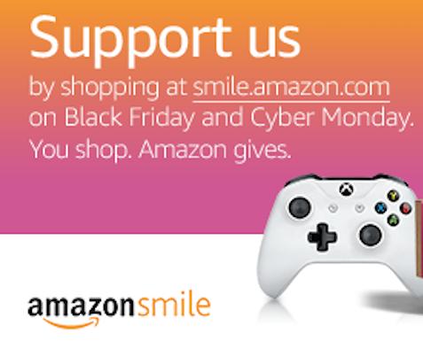 Amazon Smile promo