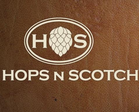 Hops N Scotch logo