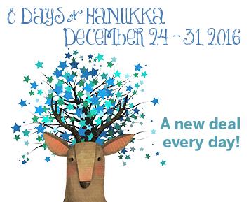 8 days of Hanukkah deals