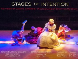 Stages of Intention event graphic