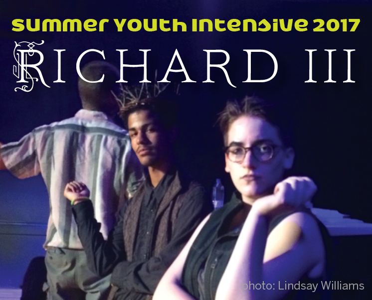 Summer Youth Intensive 2017
